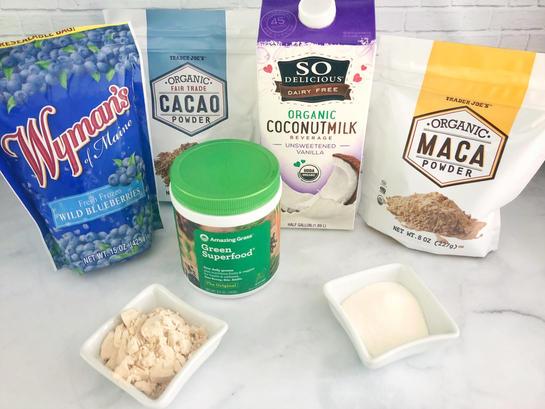 hormone balancing smoothie ingredients