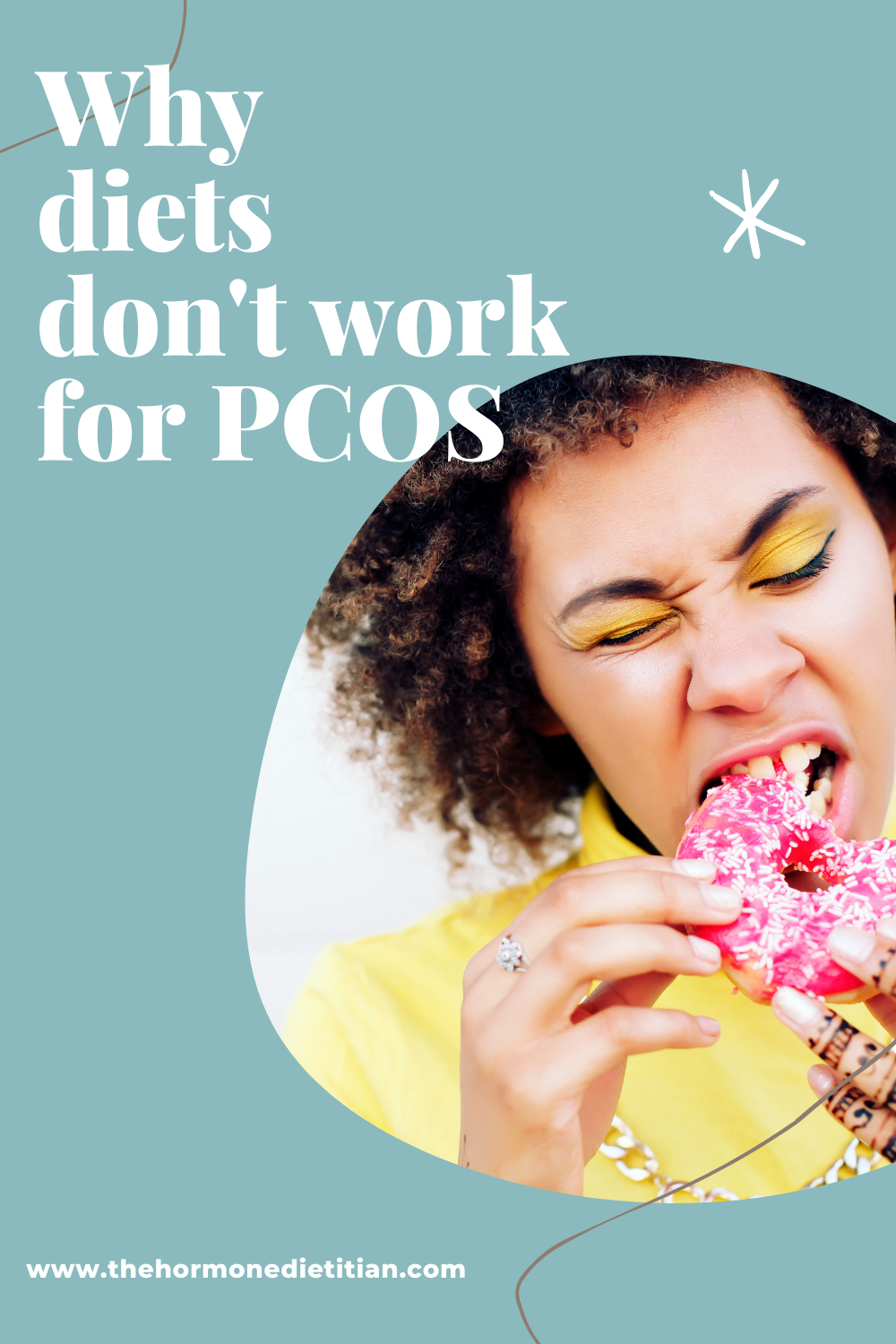 Why diets don't work for PCOS