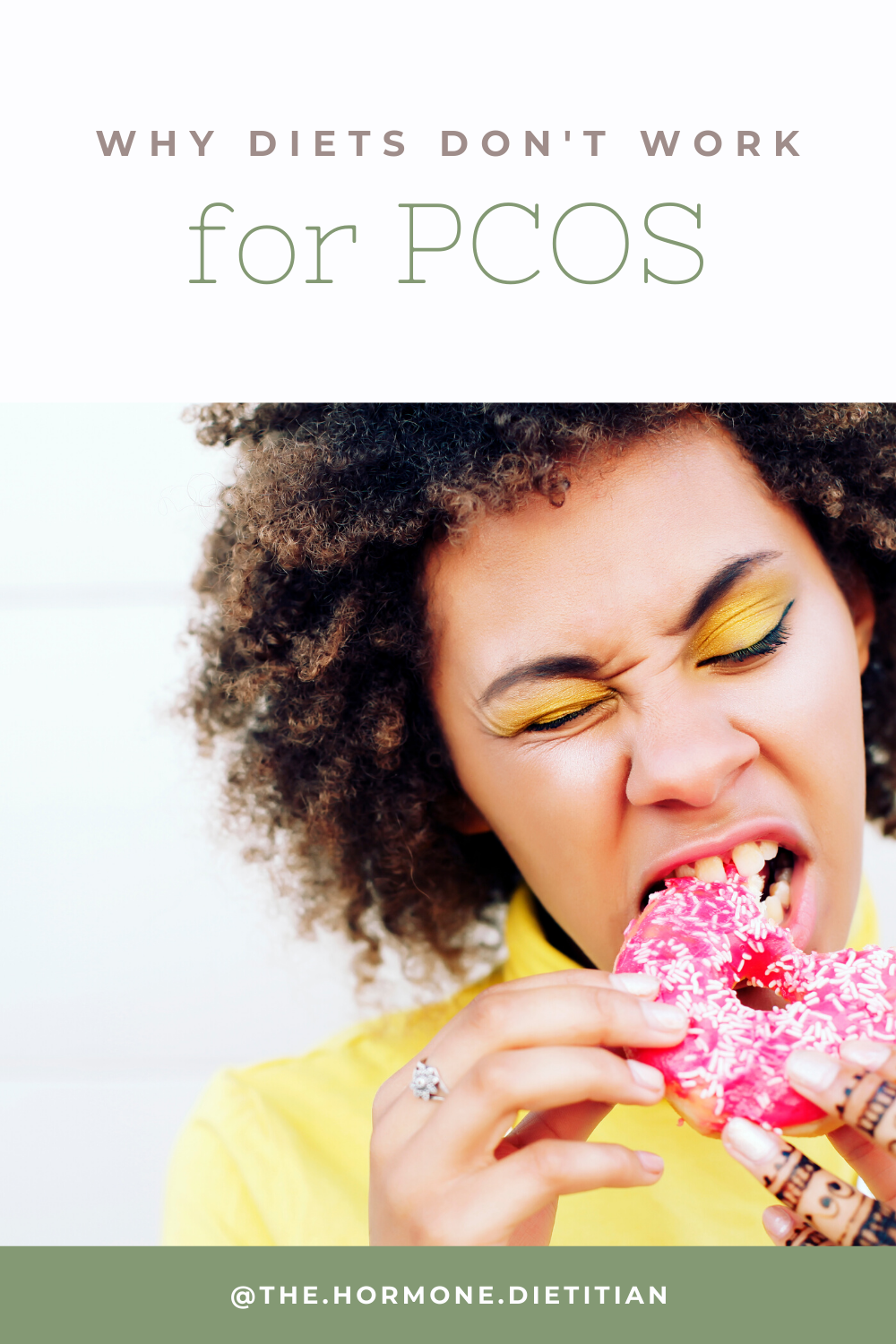 best diet for PCOS pinterest