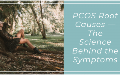 What is the root cause of PCOS?