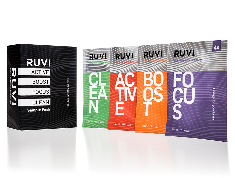 Ruvi greens powder