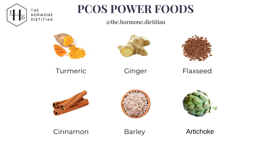 PCOS Power Foods