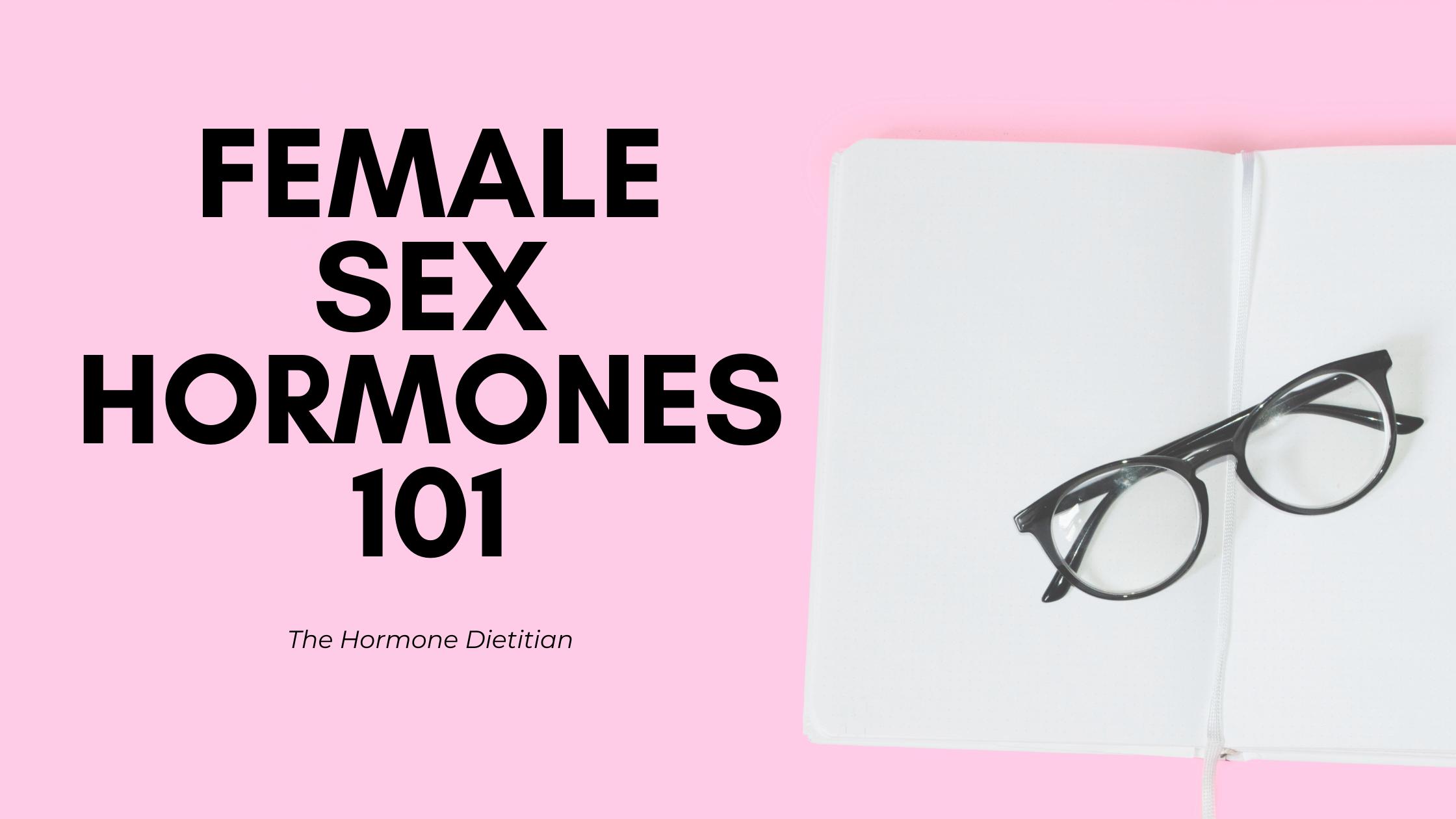 women's hormones