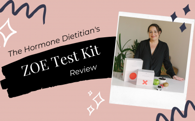 ZOE Test Review: Personalized Nutrition Insights
